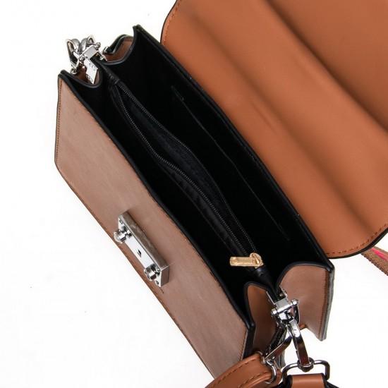 Женская сумочка-клатч FASHION 6133 рыжий