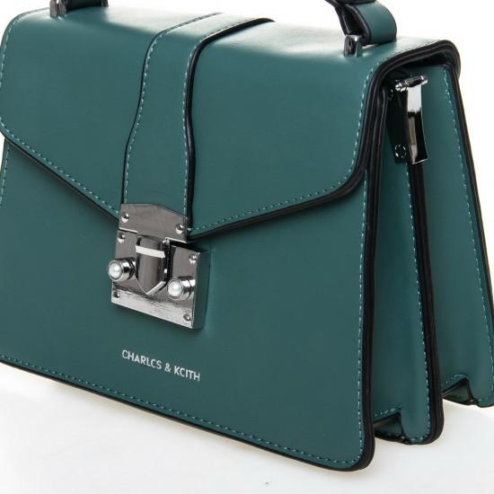 Жіноча сумочка-клатч FASHION 6133 зелений