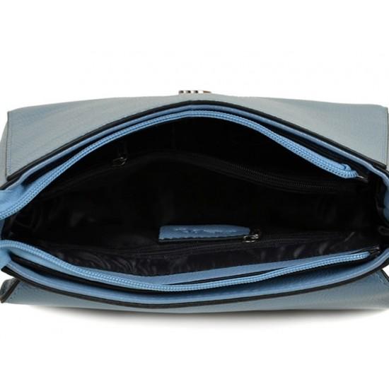 Жіноча сумочка-клатч ALEX RAI 2065 синій