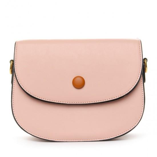 Женская сумочка-клатч FASHION 913 пудра