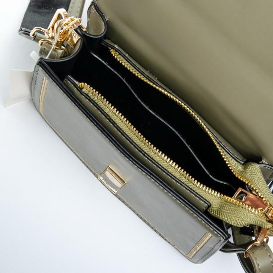 Женская сумочка-клатч FASHION 6983 мятный