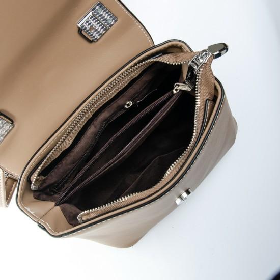 Женская сумочка-клатч FASHION 9998 хаки