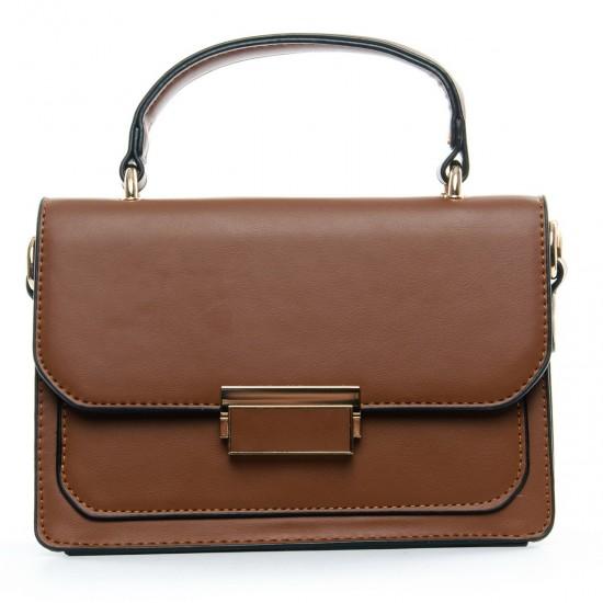 Жіноча сумочка-клатч FASHION 3009 коричневий