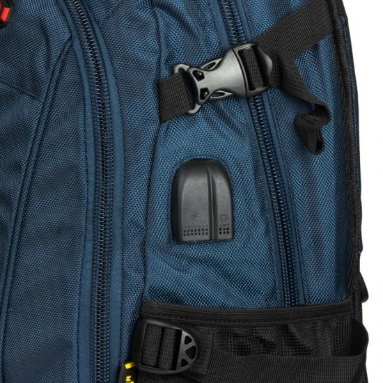 Міський рюкзак Power In Eavas 9648 синій