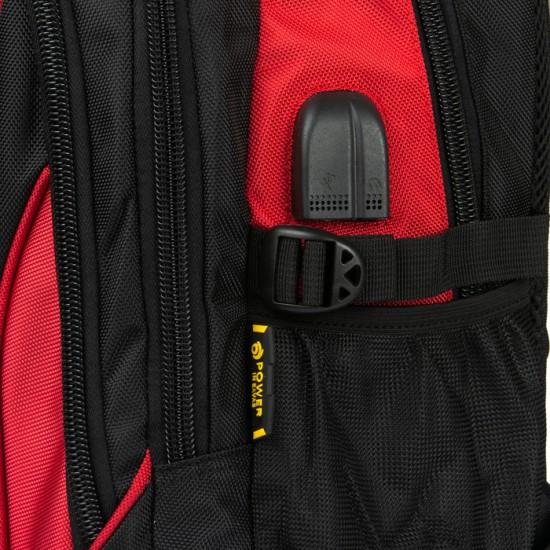 Городской рюкзак  Power In Eavas 924 красный