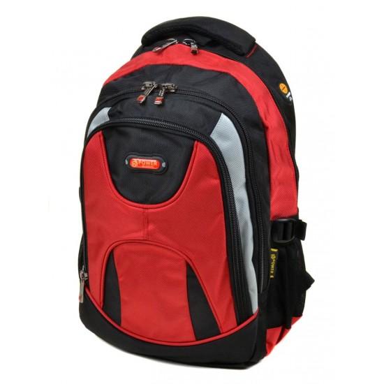 Городской рюкзак  Power In Eavas 920 черный + красный