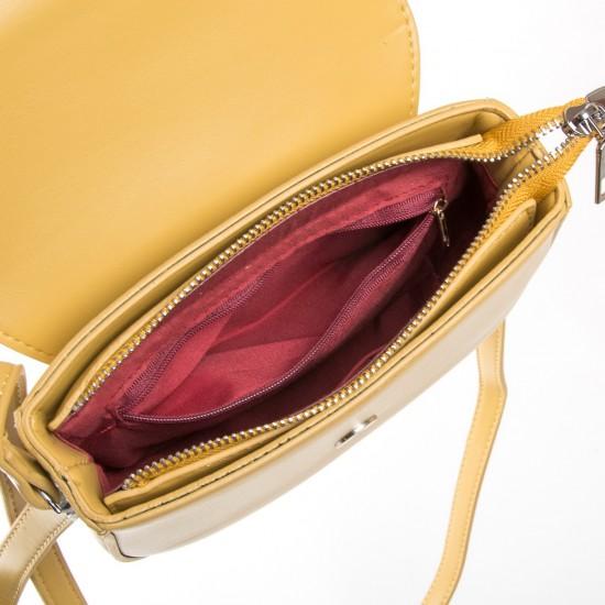 Женская сумочка-клатч FASHION F3150 желтый