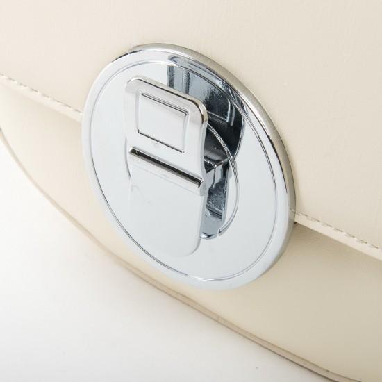 Женская сумочка-клатч FASHION F3150 бежевый