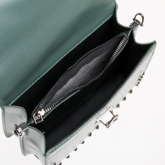 Женская сумочка-клатч FASHION 1939 зеленый