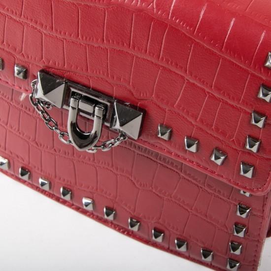 Женская сумочка-клатч FASHION 1939 бордовый
