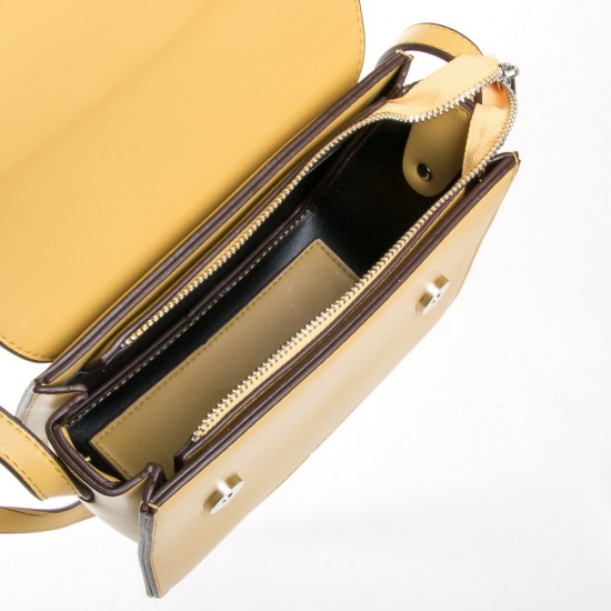 Женская сумочка-клатч FASHION 9798 желтый