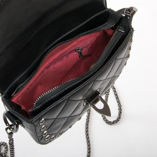 Жіноча сумочка-клатч FASHION F3157 чорний