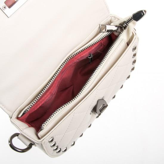 Жіноча сумочка-клатч FASHION F3157 білий
