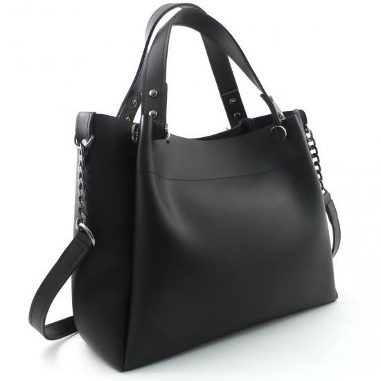 Женская модельная сумка LARGONI 1743 черный