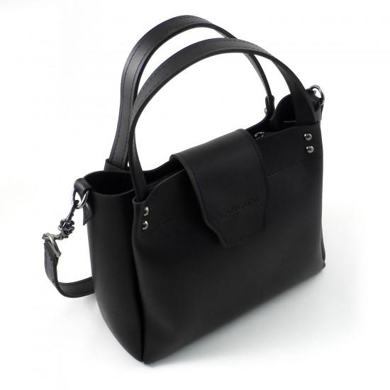 Жіноча модельна сумка LARGONI 1742A чорний