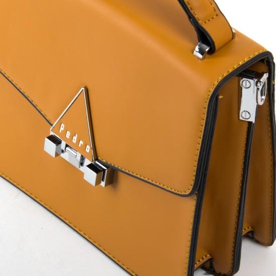Жіноча сумочка FASHION PD 1651 гірчичний