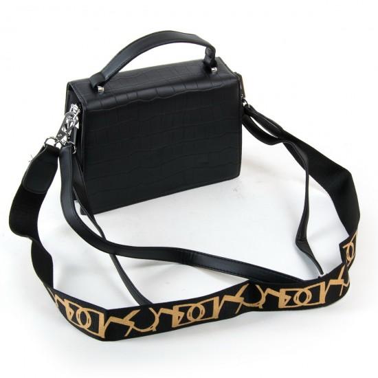 Женская сумочка-клатч FASHION 16915 черный