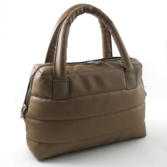 Жіноча модельна сумка LARGONI 2067 коричневий